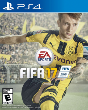 FIFA 17 (Seminovo) PS4