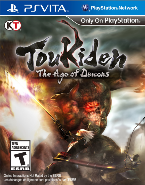 Foto Toukiden: The Age of Demons (Seminovo) PS Vita
