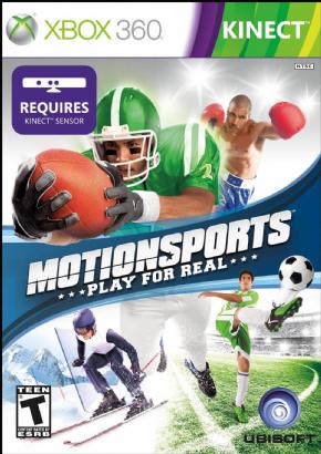 Kinect Motion Sports (Se...