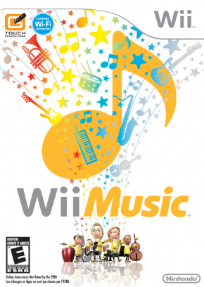 Wii Music (Seminovo) Wii