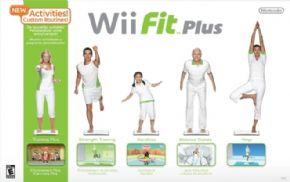 Foto Wii - Wii Fit Plus (Seminovo) C/ Balance Board Jogo + Balança  - Cópia