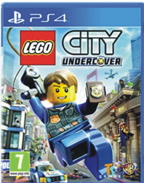 LEGO City Undercover PS4...