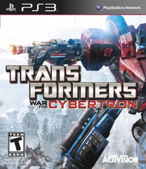 Transformers: War of Cybe...