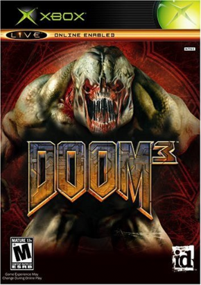 Doom 3 (Seminovo) XBOX