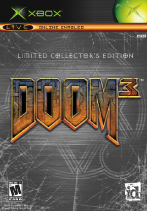Doom 3 Limited Collector...