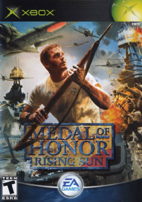 Medal of Honor Rising Sun...