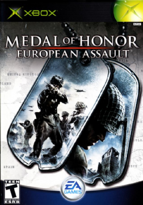 Foto Medal of Honor European Assault XBOX - Seminovo