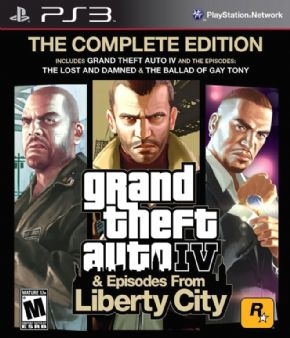Grand Theft Auto IV Compl...