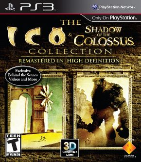 Ico & Shadow of the Colossus Collection...