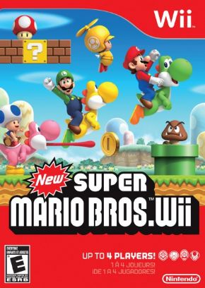New Super Mario Bros Nint...