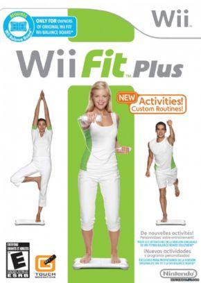 Fit Plus (Seminovo) Wii