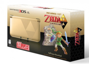 Nintendo 3DS XL - Zelda: A Link Between...