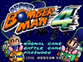Bomber Man 4 (Seminovo) S...