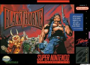 BlackThorne (Seminovo) Su...