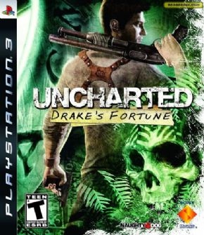 Uncharted: Drakes Fortune (Seminovo) PS3