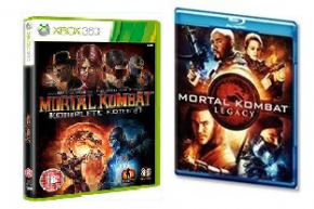 Mortal Kombat Komplete Bu...