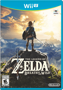 The Legend of Zelda: Breath of The Wild...