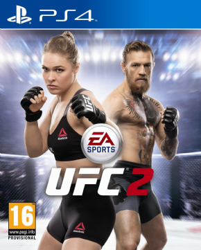 UFC 2 (Seminovo) PS4