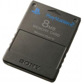 Memory Card PS2 Original...