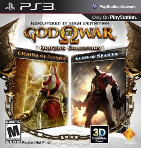 God of War Origins Colle...