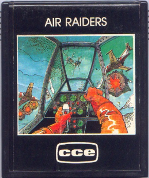Air Raiders (Seminovo) At...
