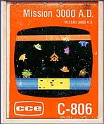 Mission 3000 AD (Seminovo...