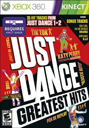 Just Dance Greatest Hits...