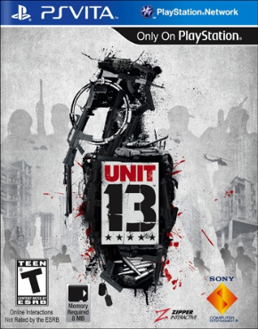 Unit 3 (Seminovo) PSVita