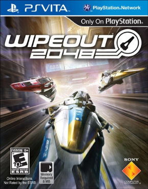 Wipeout 2048 (Seminovo) P...