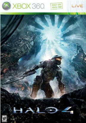 Halo 4 Portugues BR XBOX3...