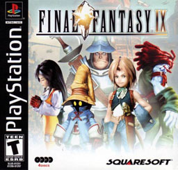 Final Fantasy IX - Black...