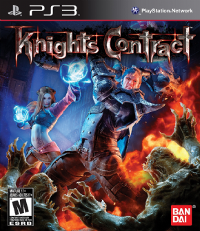 Foto Knights Contracts (Seminovo) PS3
