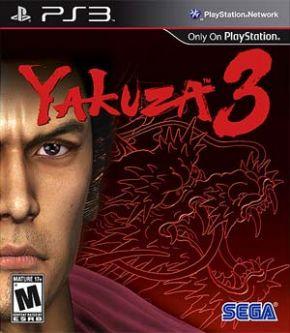 Yakuza 3 (Seminovo) PS3