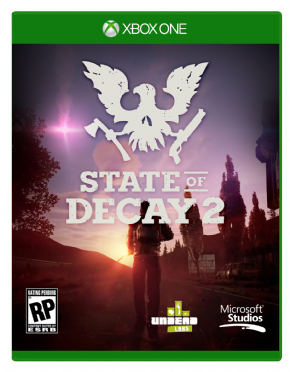 Foto State of Decay 2 Pré-Venda (20/06/2018) XBOX ONE