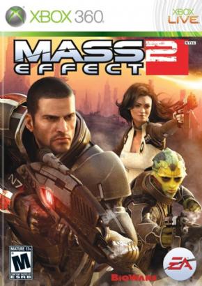Mass Effect 2 XBOX360 - S...