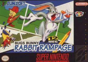 Bugs Bunny Rabbit Rampage...