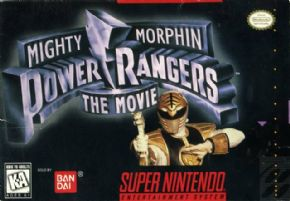 Power Rangers The Movie (...