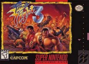 Foto Final Fight 3 (Seminovo) Super Nintendo