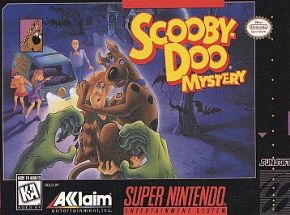Scooby Doo Mystery Super...