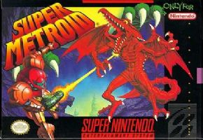 Super Metroid Super Ninte...