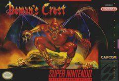 Demons Crest (Seminovo) S...