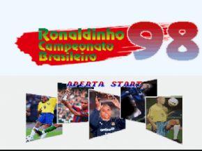 Ronaldinho Soccer 98 (Sem...