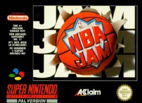 NBA Jam (Seminovo) Super...