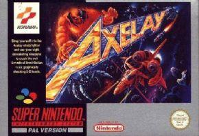 Axelay (Seminovo) Super N...