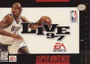 NBA Live 97 (Seminovo) Su...