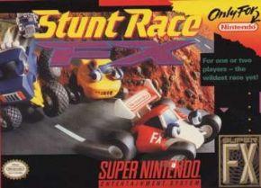Stunt Race FX Super Ninte...