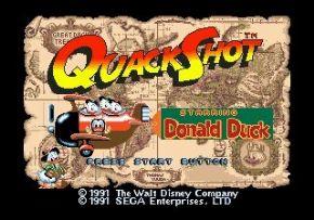 Quack Shot (Seminovo) Sup...