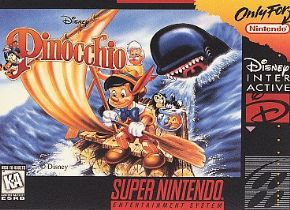 Pinocchio (Seminovo) Supe...