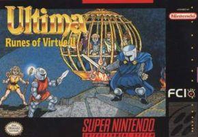 Ultima Runes of Virtue 2...