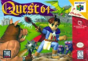 Quest 64 (Seminovo) Ninte...